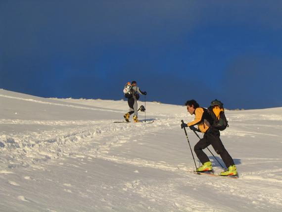 Guías de Alta Montaña