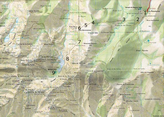 Mapa Ediciones Adrados